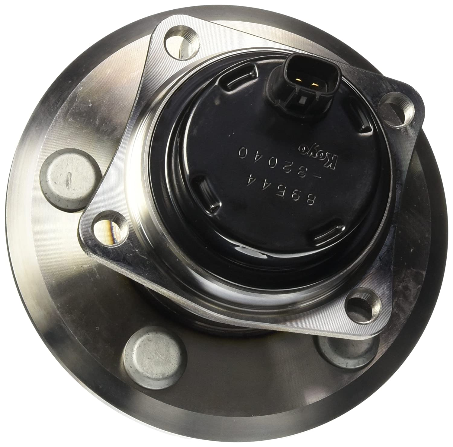 Timken HA590040 Axle Bearing and Hub Assembly