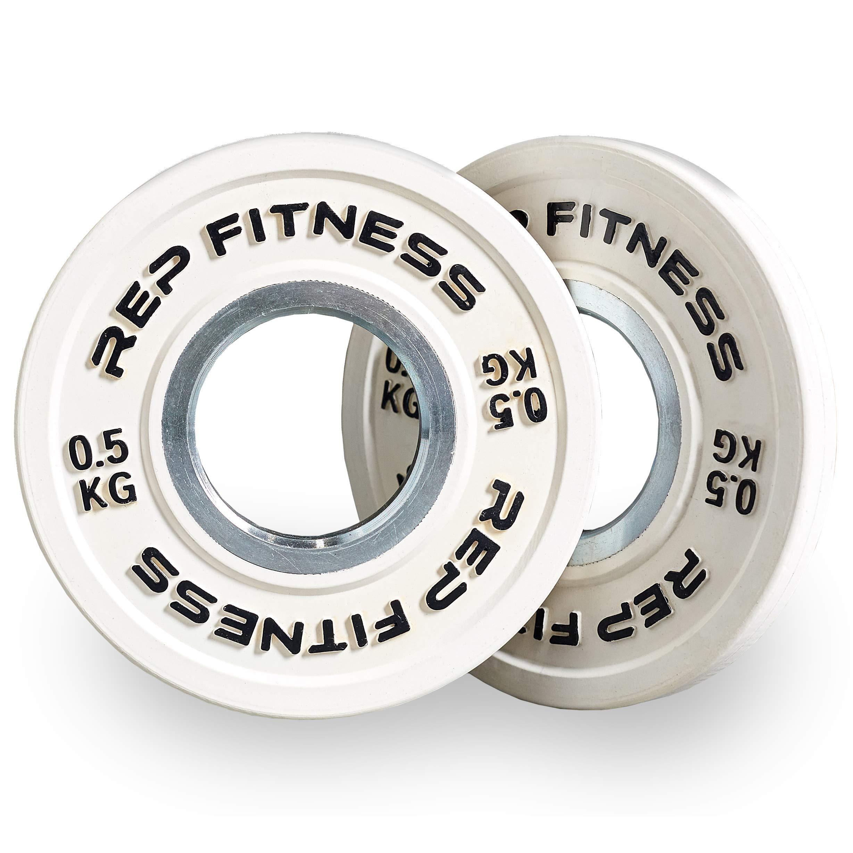 Rep Change Plates - 0.5 kg