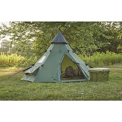 pretty nice 27f46 d2f21 Guide Gear Teepee Tent, 10' x 10'