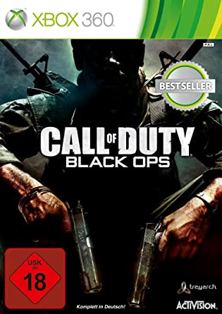 Activision Call of Duty: Black Ops, Xbox 360 Xbox 360 Alemán vídeo ...