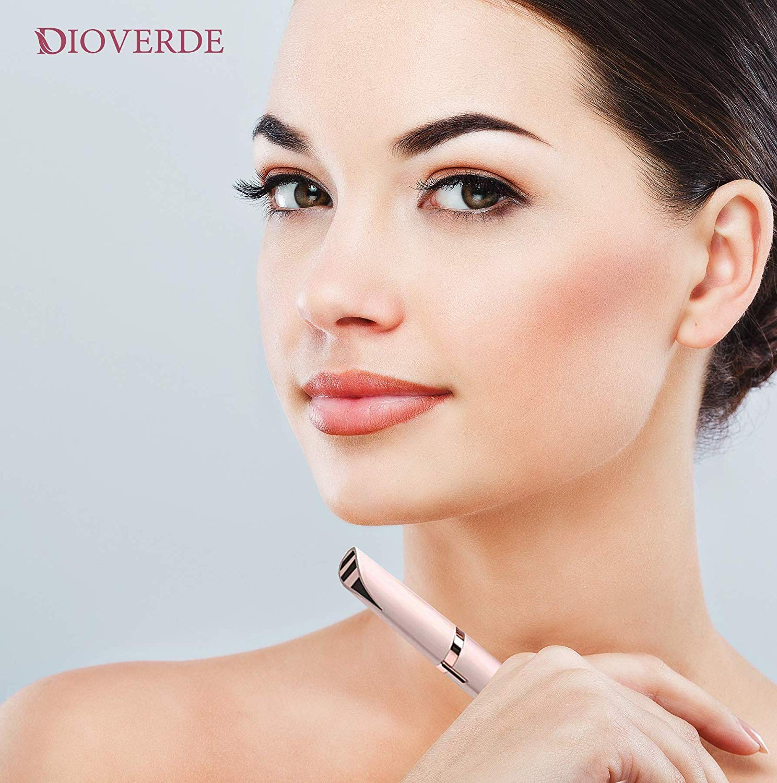 Electric Eyebrow Hair Remover No Pain Electric Eyebrow Remover As