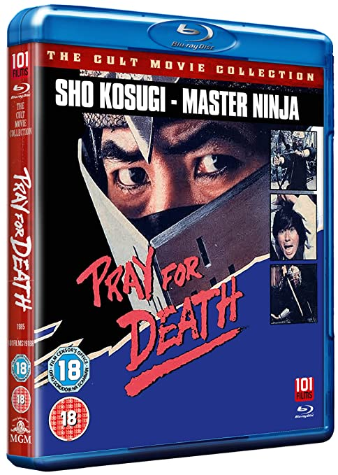 Pray for Death [Blu-ray] [Reino Unido]: Amazon.es: Shô ...