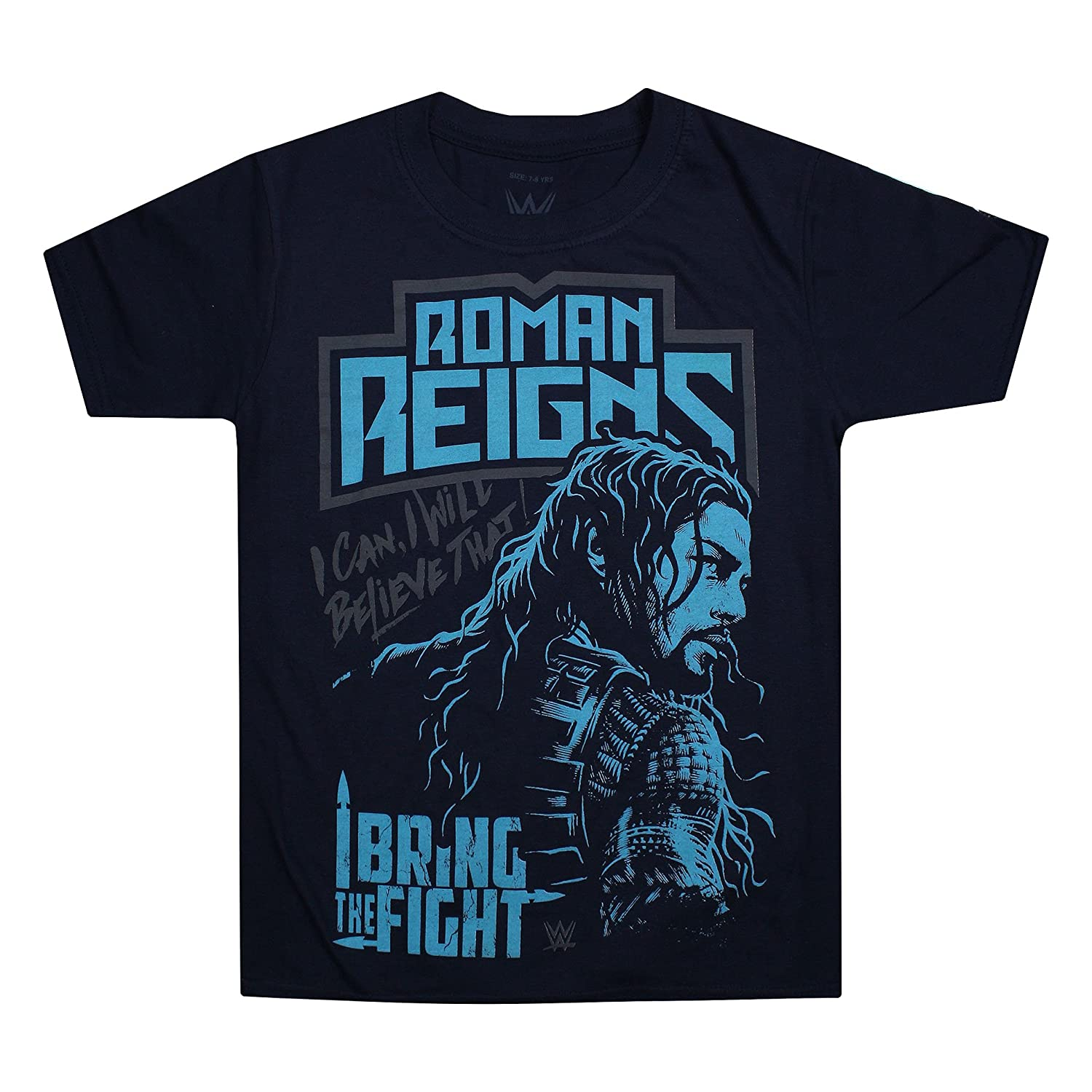 WWE Bring The Fight, T-Shirt Bambino RBBTS286