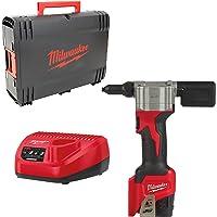 Milwaukee M12 BPRT-201X-1 batteri 12 V 2,0 Ah – 1 laddare 4933464405, multicolor