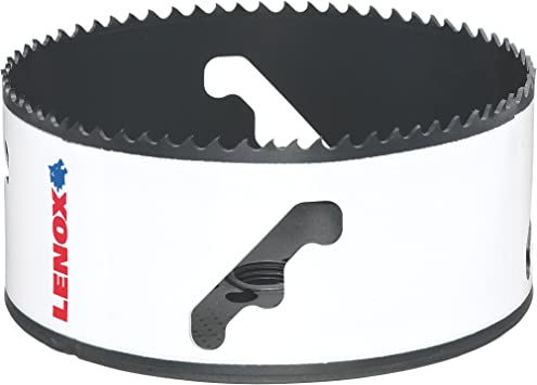 2-9//16 inches LENOX Tools Bi-Metal Speed Slot Hole Saw with T3 Technology