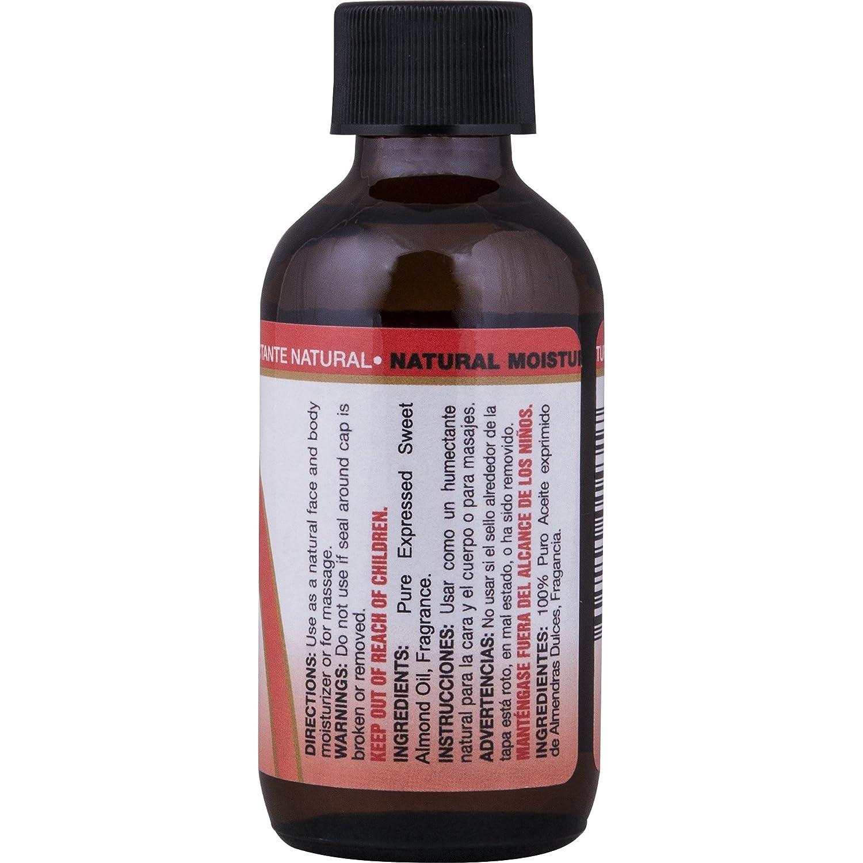 Amazon.com : Sanar Naturals Sweet Almond Oil 2oz Aceite de Almendras CombineShiping Available : Massage Oils : Beauty