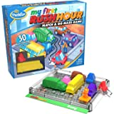 Think Fun My First Rush Hour STEM Toy and Brain Game for Boys and Girls Age 3 and Up - A Match and Go Maze Game​