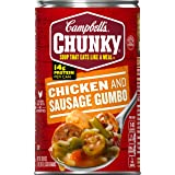 Campbell's Chunky Soup, Grilled Chicken & Sausage Gumbo, 18.8 oz