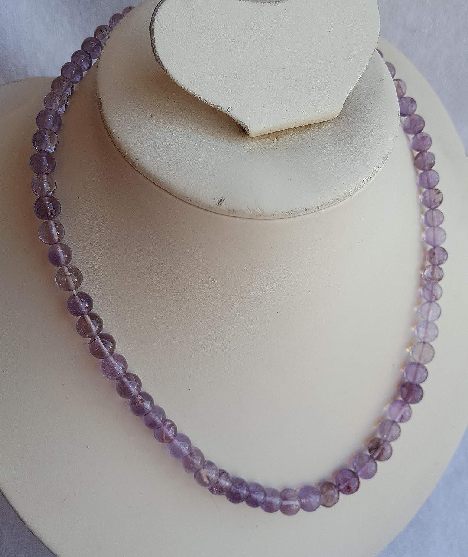 amethyst beads Gemstone Round Shape beads natural amethyst  beads Size 8 MM Drilled Amethyst Beads  Smooth Beads Handmade Jewelry