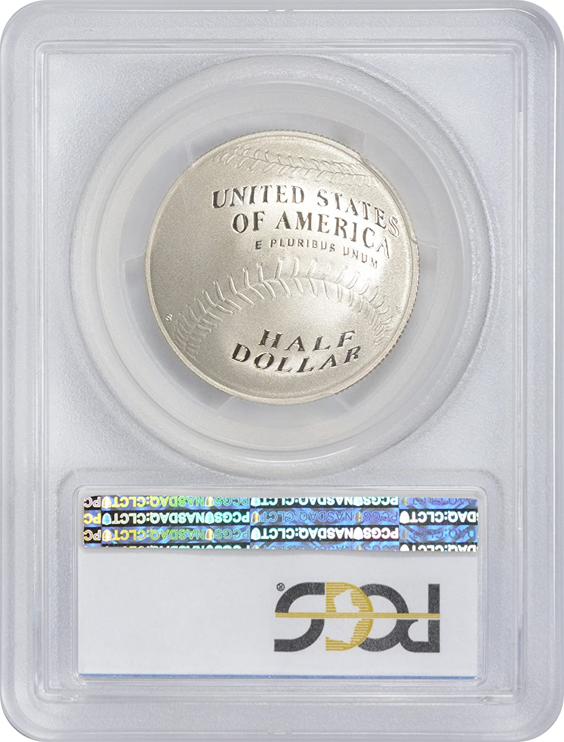2014-W $5 Gold Baseball Coin Hand-Signed By Roberto Alomar PCGS MS69