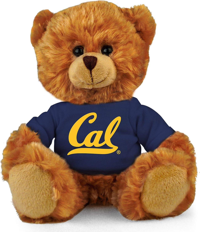 CALIFORNIA CAL BEARS STUFFED PLUSH FOOTBALL 5