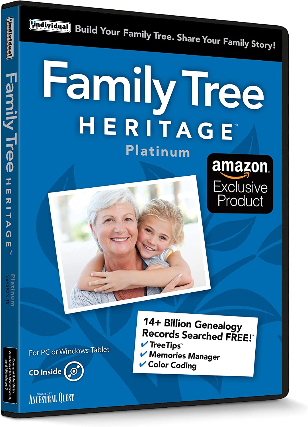 Family Tree Heritage Platinum 15 Discount Coupon Code