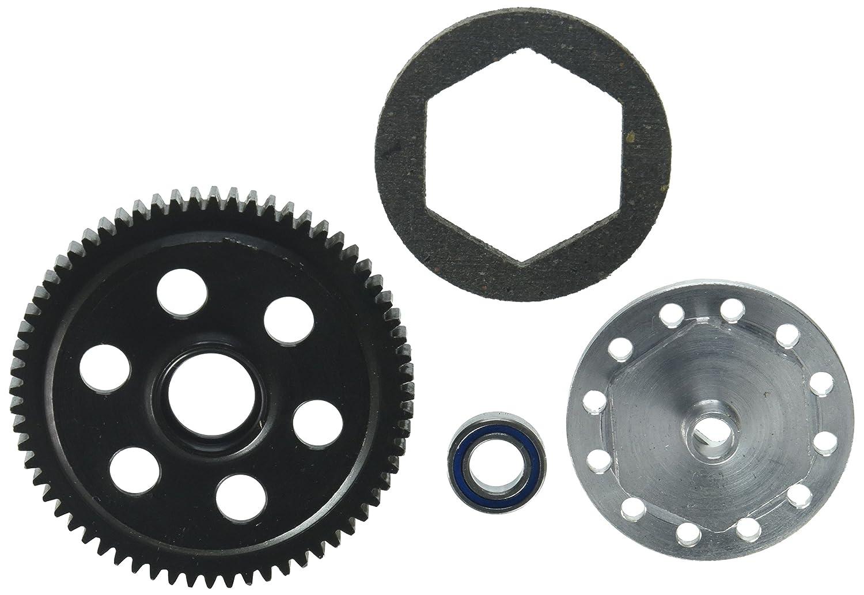 ROBINSON RACING Products 1564 YetiGen3 - Unidad deslizante con eje rígido, color negro