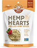 Manitoba Harvest Hemp Hearts Raw Shelled Hemp Seeds, Natural, 1 Pound - Packaging May Vary