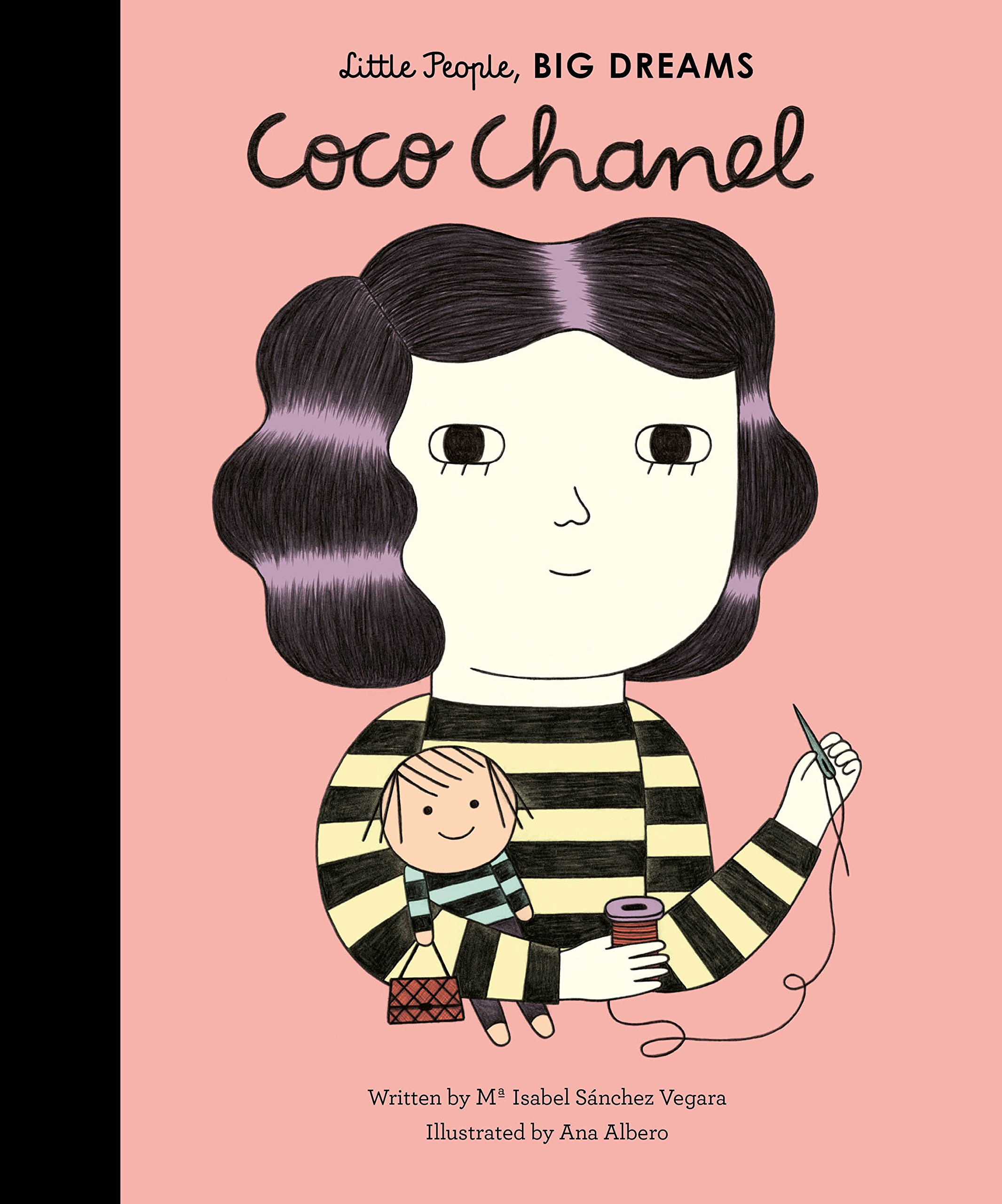 Coco Chanel Little People Big Dreams Amazon Isabel