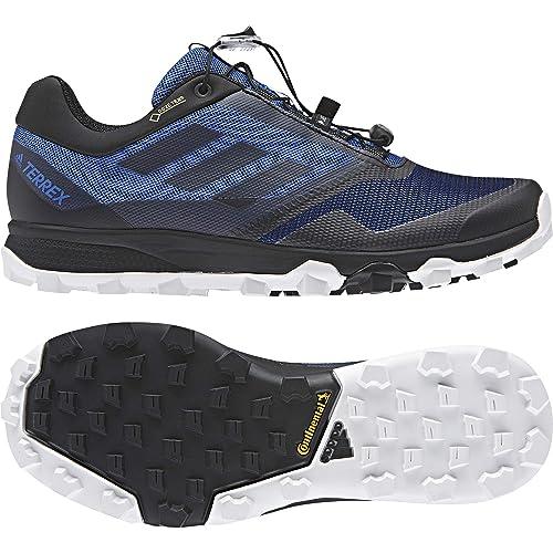 sports shoes 70984 b1429 adidas Terrex Trailmaker GTX W, Zapatillas de Trail Running para Mujer,  Azul (Azalre Negbás Balcri 000), 40 EU  Amazon.es  Zapatos y complementos