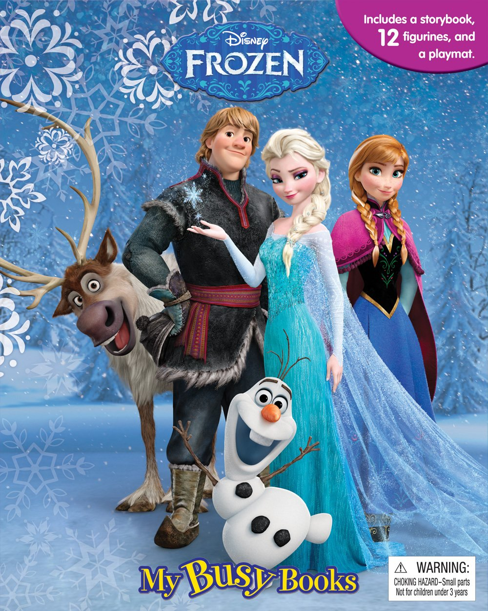 Disney Frozen My Busy Book product image