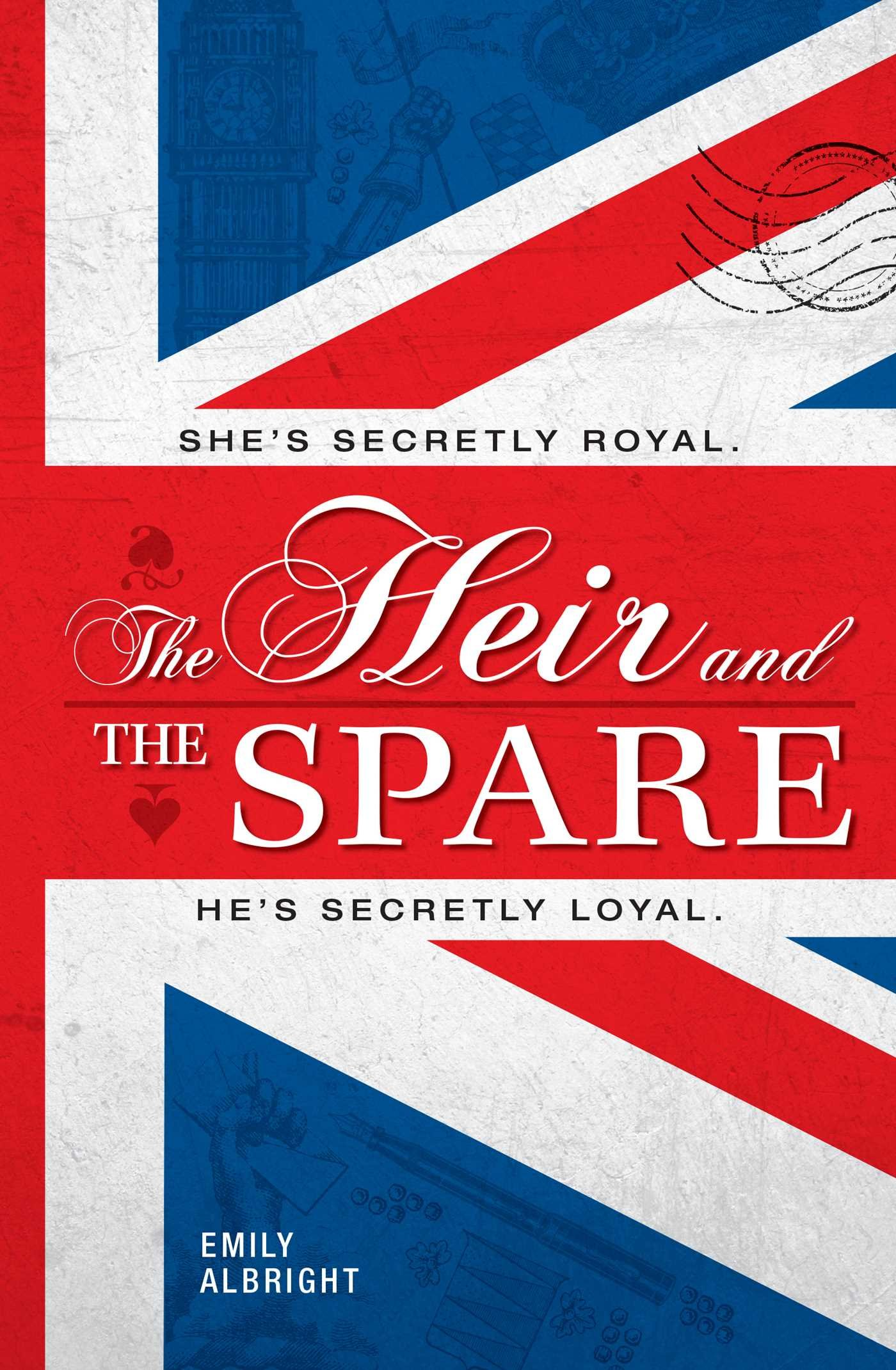 Image result for the heir and the spare