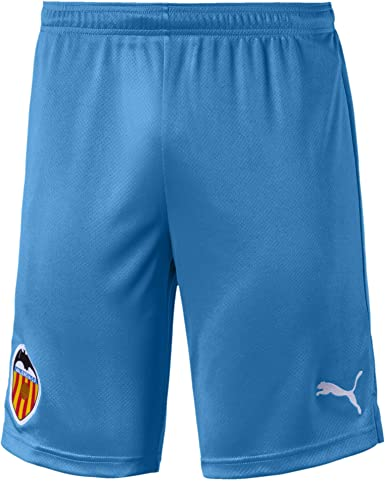 Puma Official Kids Valencia CF Third Football Shorts Bottoms 2019-20