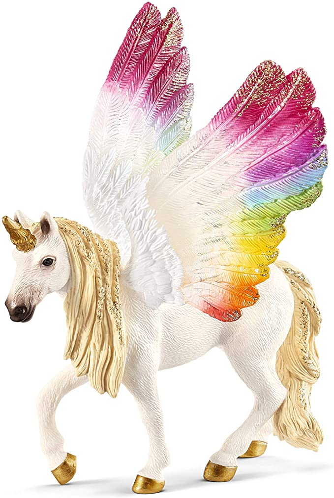 PRE-ORDER Unpainted Mated Unicorns Figurine