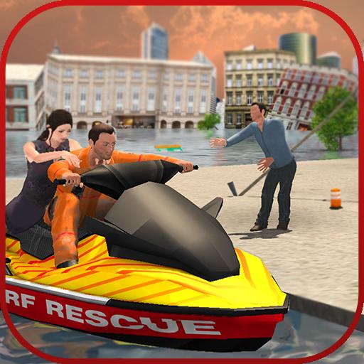Extreme Water Jet Ski Racing (Jet Boat Racing)