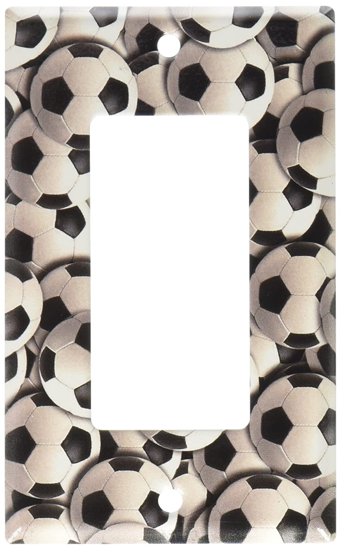 【格安saleスタート】 Sports Sports : Soccer Ballsスイッチプレート マルチカラー : 90-PRT-SWTH 90-PRT-SWTH B002F90UDQ シングルロッカー シングルロッカー, 紫波町:f2a6d302 --- svecha37.ru