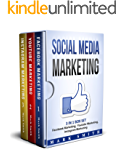 Social Media Marketing: 3 In 1 Box Set - Facebook Marketing, Youtube Marketing, Instagram Marketing (English Edition)