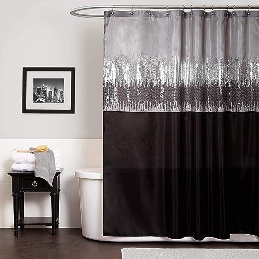 "Las Vegas Raiders 72/"" x72/"" Waterproof Fabric Shower Curtain Bathroom Decor"