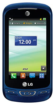 amazon com lg xpression 2 blue at t cell phones accessories rh amazon com LG Xpression User Manual LG Xpression User Manual