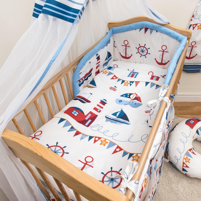5 Piece Ocean Bedding Set For Nurseries