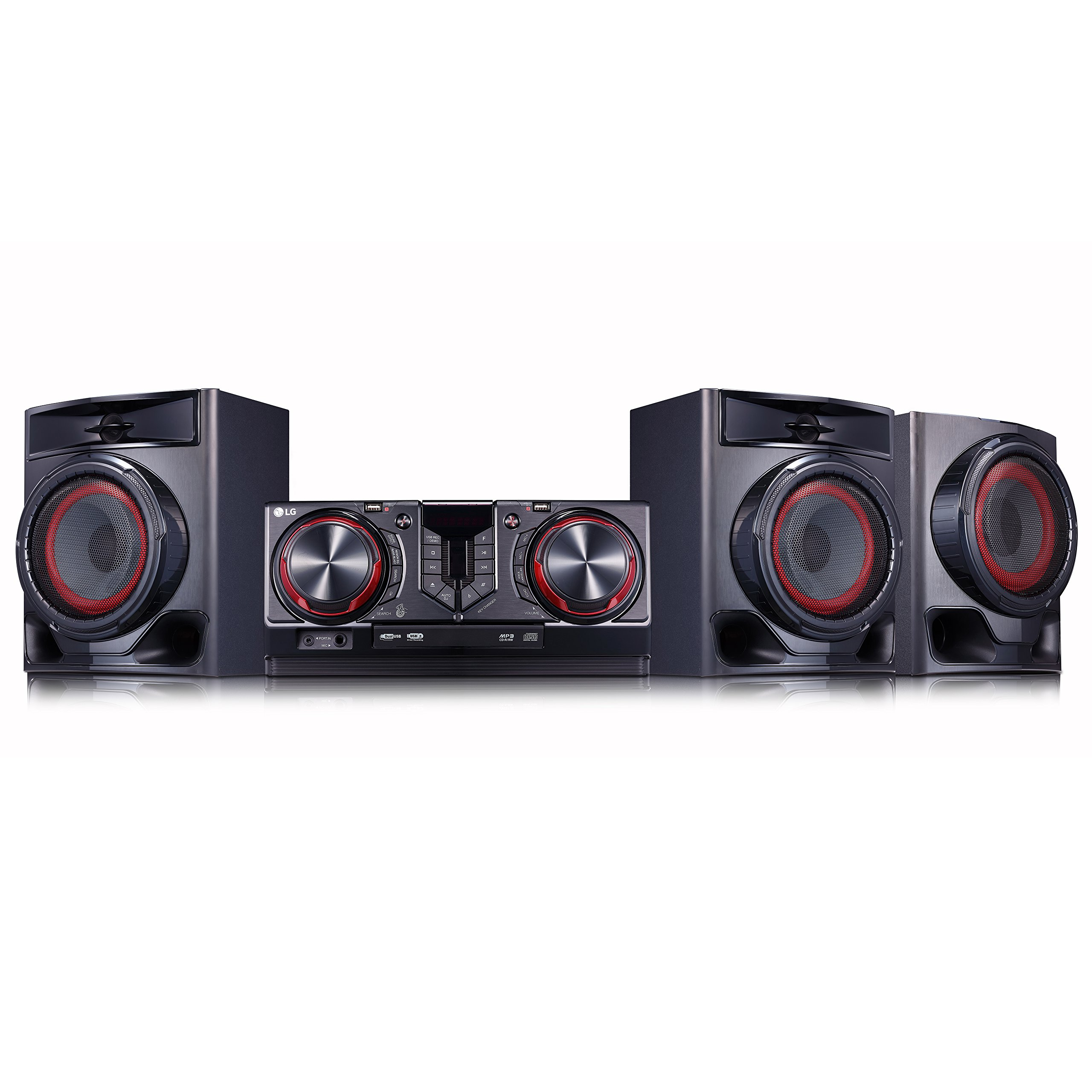 LG Electronics CJ45 Home Theater System (2017 Model) by LG