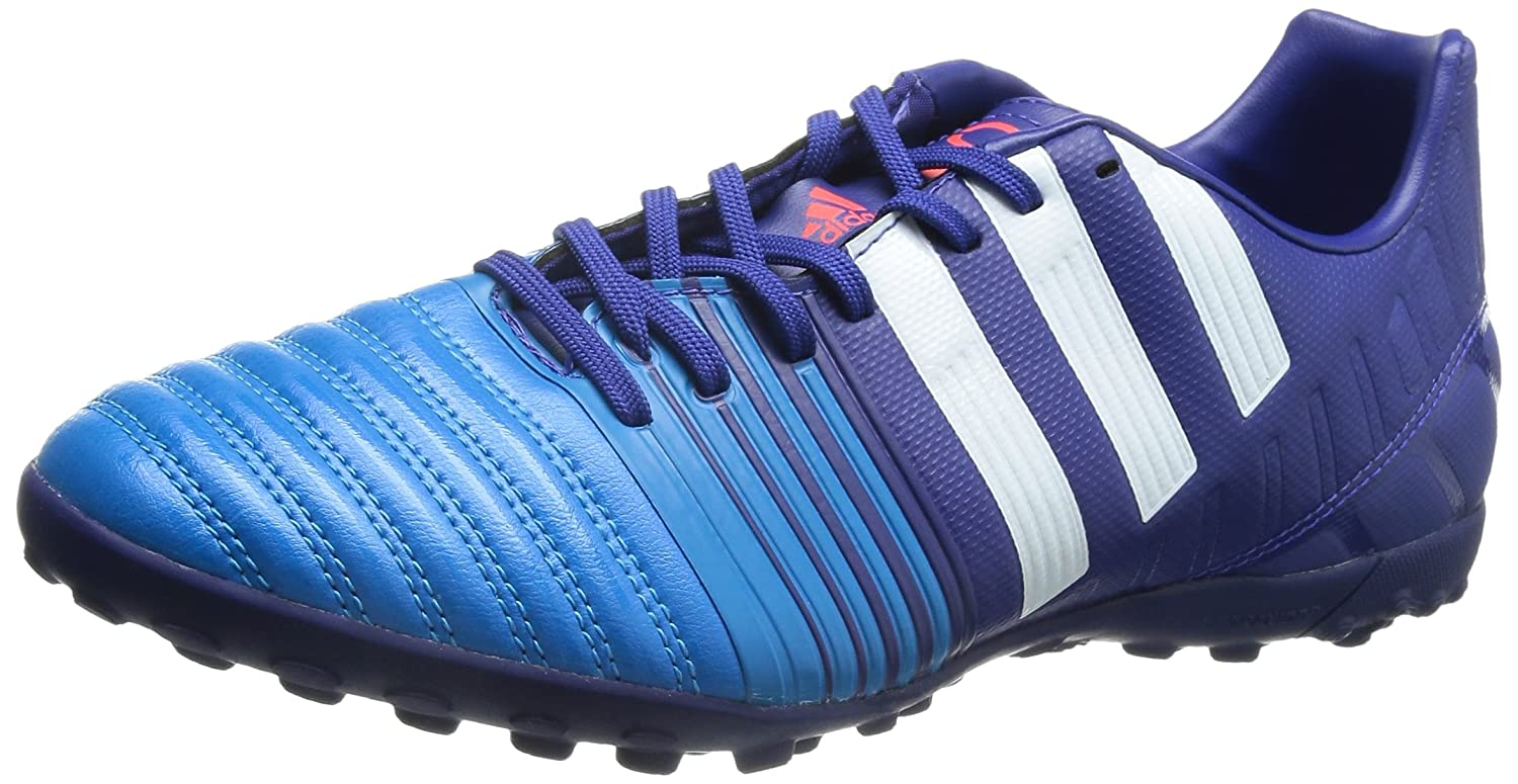 f9020afbb73d adidas Men's Nitrocharge 3.0 Tf Football Boots, 8: Amazon.co.uk: Shoes &  Bags