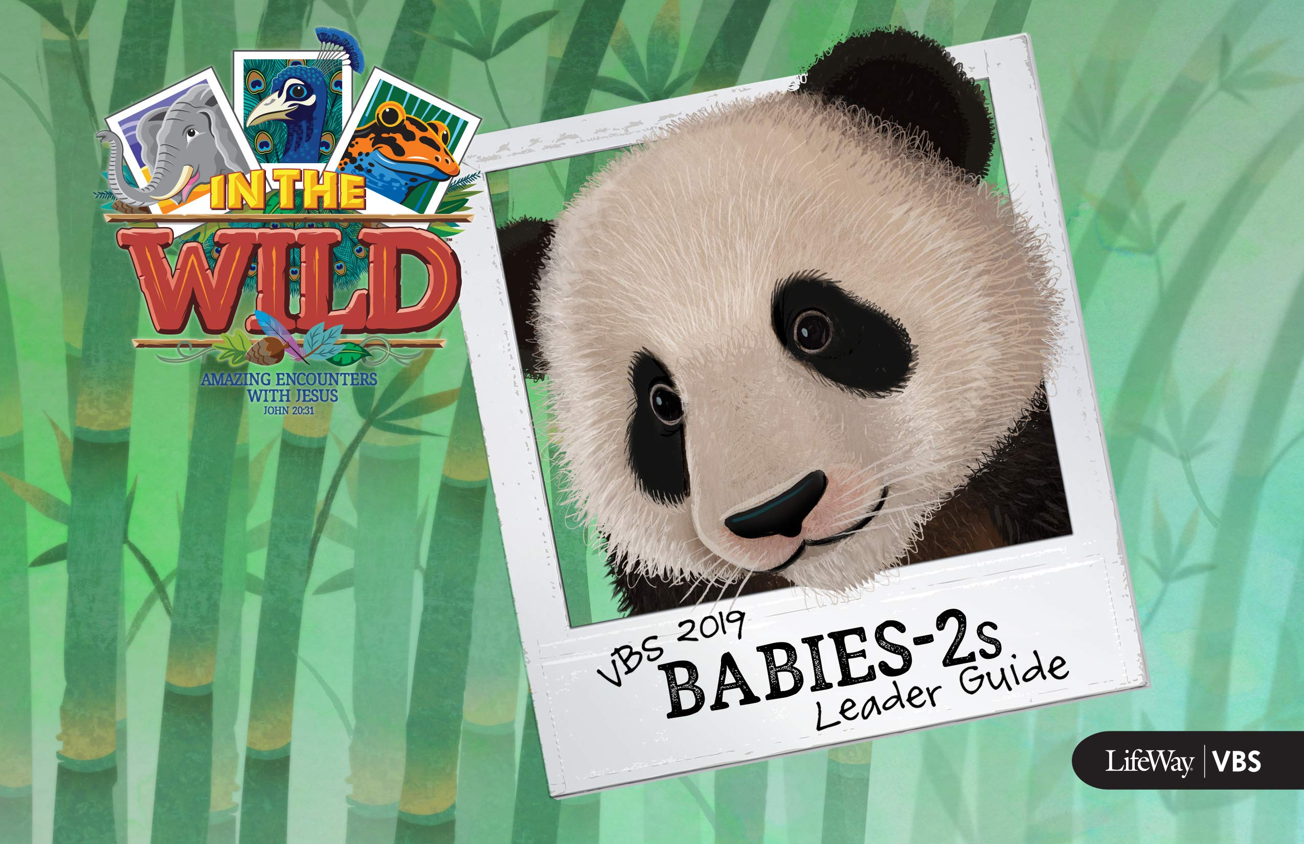 VBS 2019 Babies-2S Leader Guide: LifeWay Kids: 9781535909952