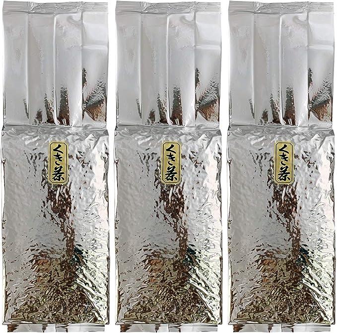 くき茶500g×3パック | 一番茶使用 | 製茶工場選別の茎茶 | 駿府堂茶舗