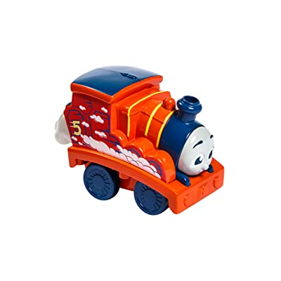 Thomas & Friends Fisher-Price My First, Wheelie James: Toys & Games