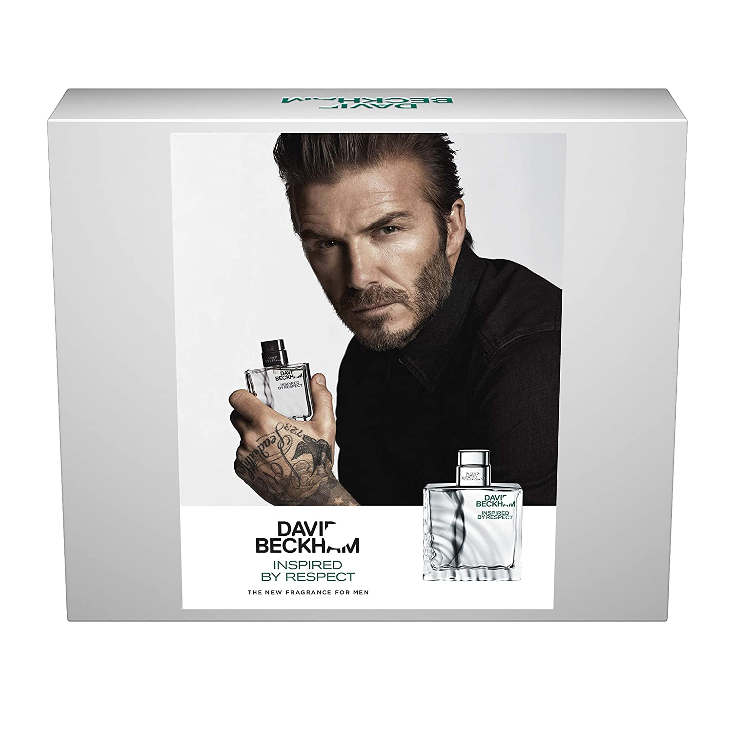 Beckham Inspired by Respect Gift Set EDT and Shower Gel, 40/200 ml Coty 32889697000