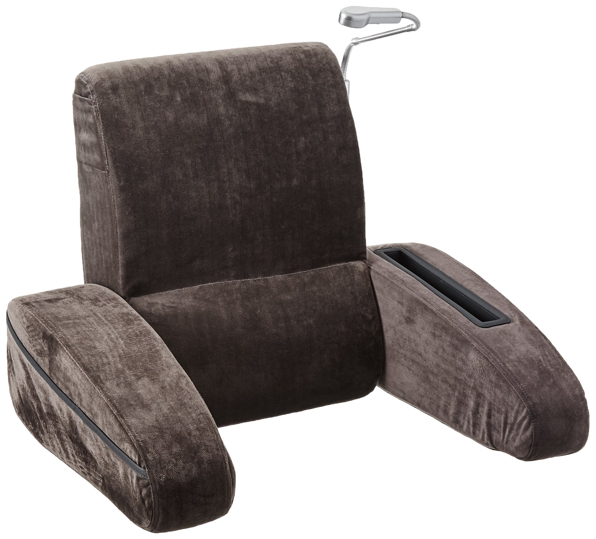 BROOKSTONE 805986 eComfort Bed Rest reading Pillow