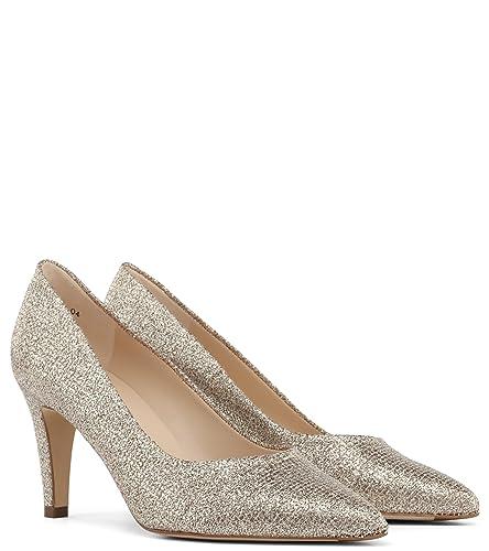 best service 0e4cb 568fd Peter Kaiser EBBY Gold Gr. 39: Amazon.de: Schuhe & Handtaschen