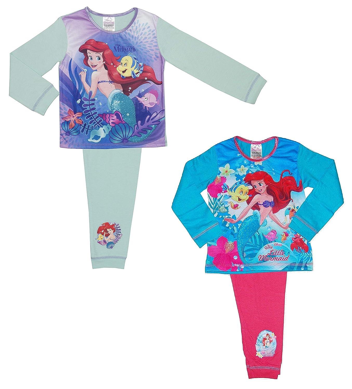 Disney Girls The Little Mermaid Pyjamas