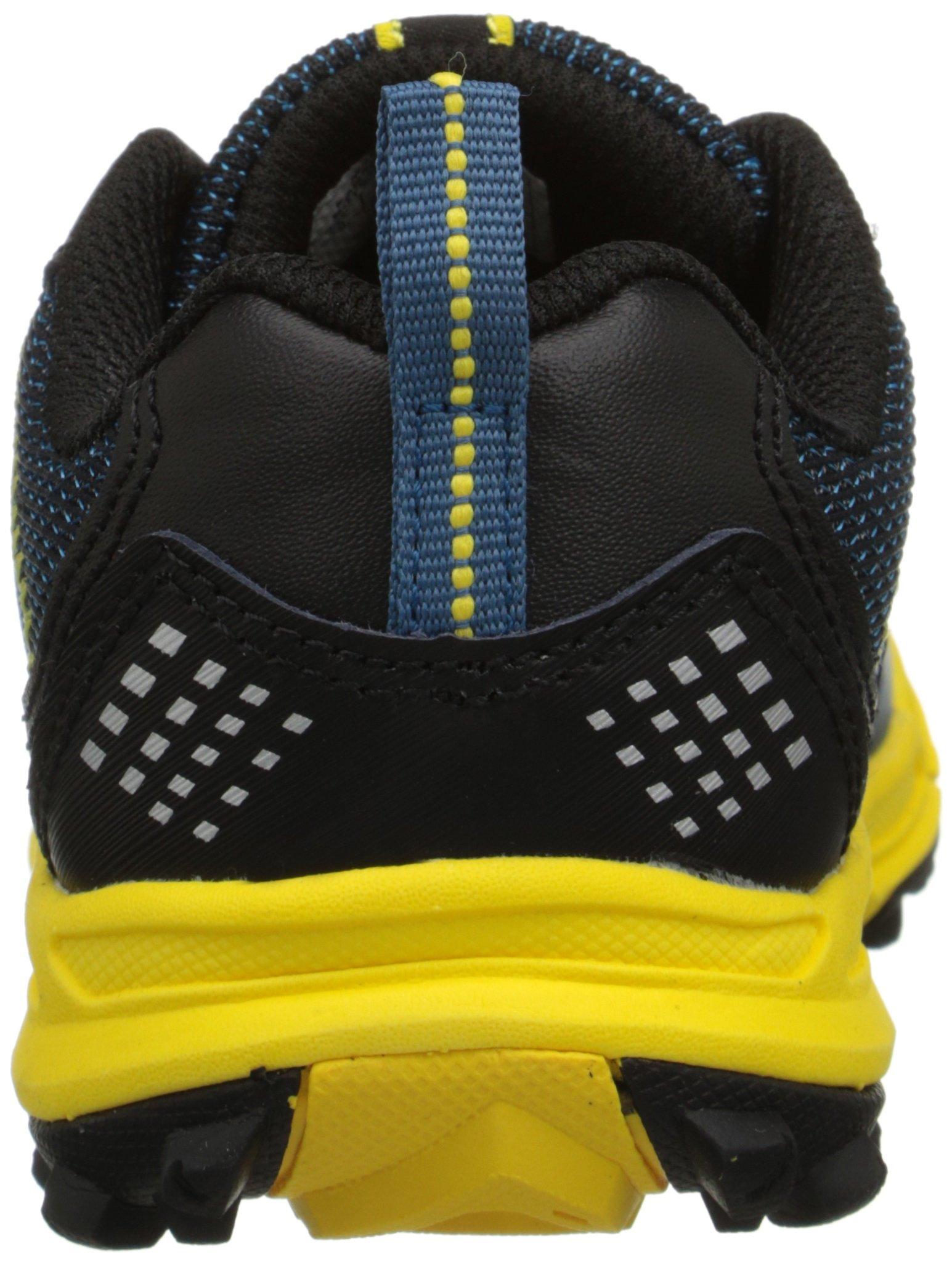 Teva Escapade Lo Athletic Trail Shoe (Little Kid/Big Kid), Blue/Yellow, 11 M US Little Kid by Teva (Image #2)