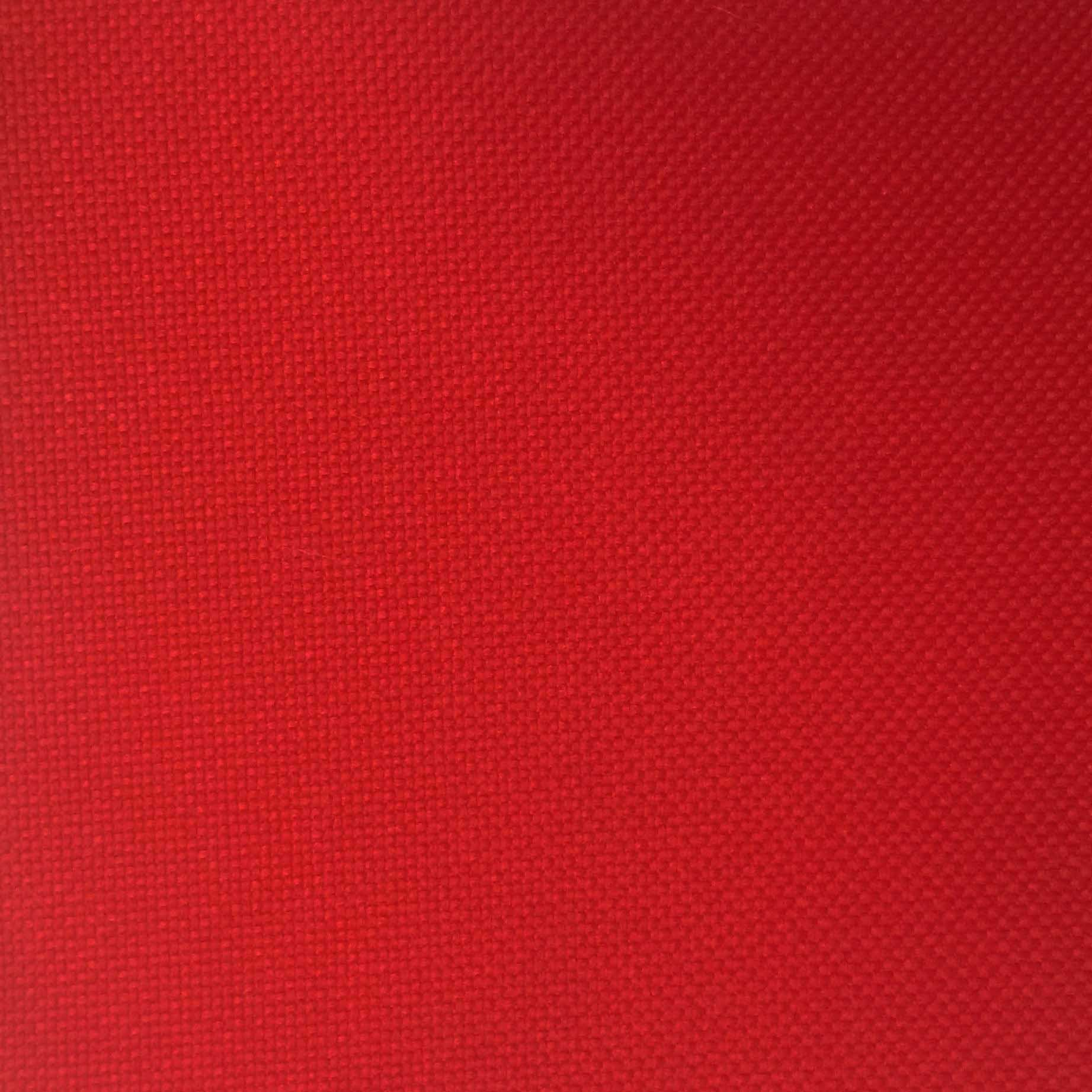 Ottertex Canvas Fabric Waterproof Outdoor 60'' wide 600 Denier 15 Colors sold by the yard (10 YARD, Red) by Ottertex (Image #2)
