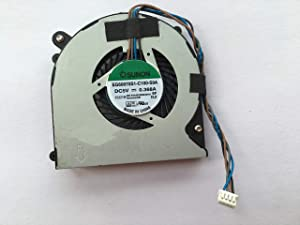 Z-one Fan Replacement for HP 260 G1 260 G2 Series CPU Cooling Fan 795307-001 6033B0025301 KSB0405HB-AL72 4-Wire 4-pin