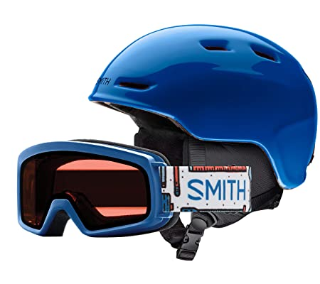 Smith Optics Youth Zoom Jr Rascal Combo Ski Snowmobile Helmet