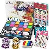 Jojoin Pintura Facial, Pinturas Cara, Maquillaje al Agua