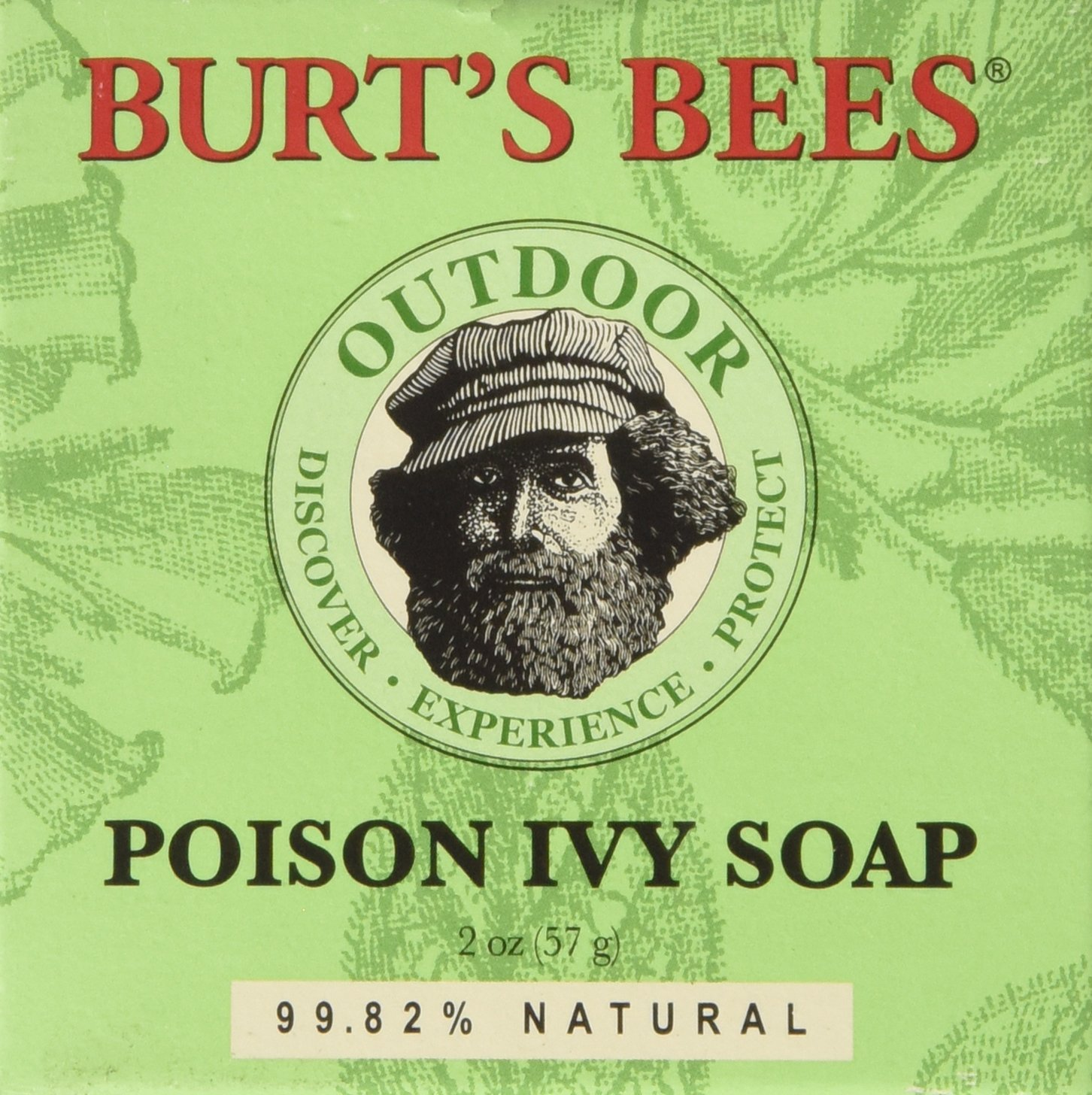 Burt's Bees Poison Ivy Soap, 2-Ounce