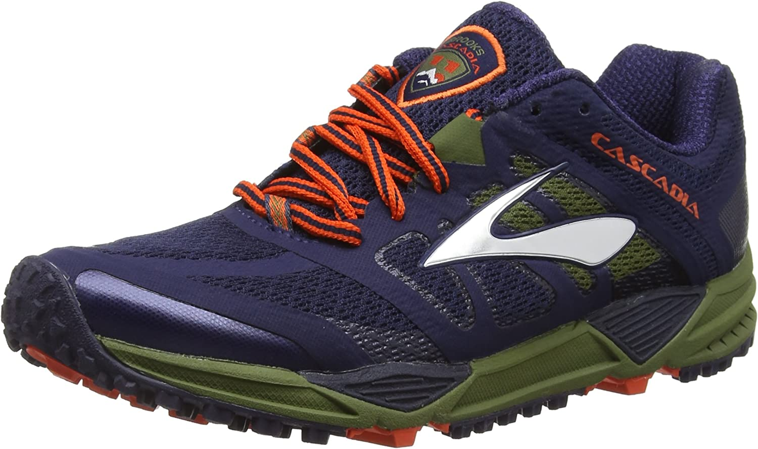 Brooks Men s Cascadia 11 Trail Running Shoes