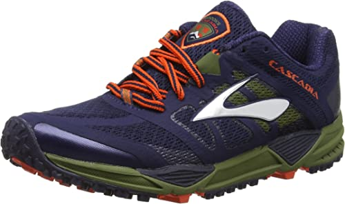brooks cascadia mens