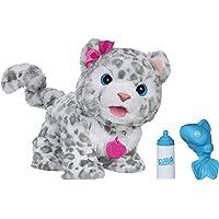 FurReal Friends Flurry, My Baby Snow Leopard Pet (Amazon Exclusive)