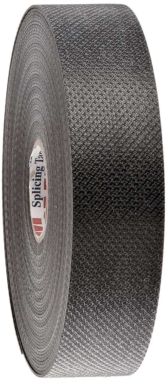 Scotch Rubber Splicing Tape 23, 1 in x 30 ft, 32 rolls/case, Black,
