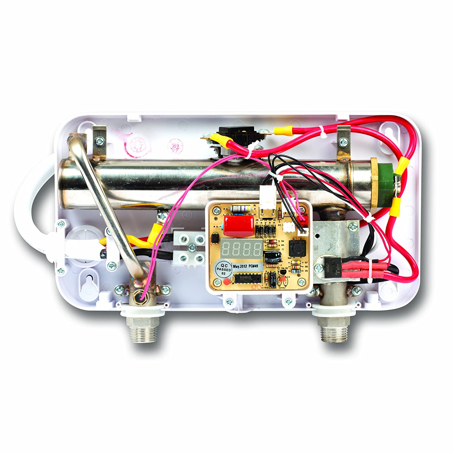 Ecosmart Pou 35 Point Of Use Electric Tankless Water Heater 35kw Sink Electrical Plans Things System 35kw120 Volt
